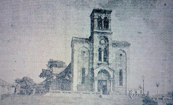 Iglesia de Lalin