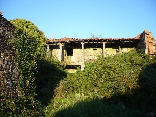 Ruinas de la Casa de Beílas