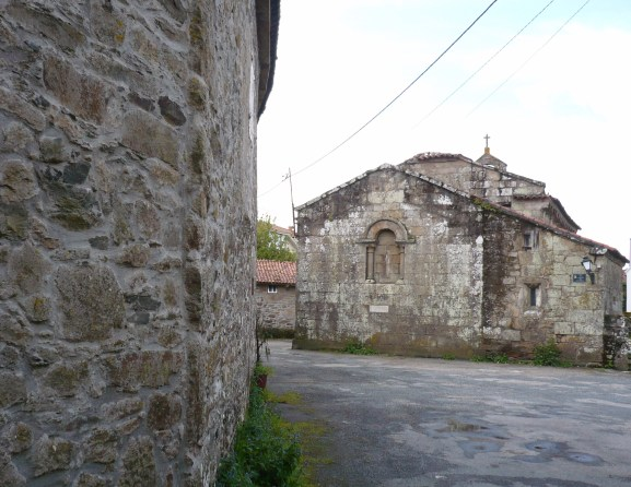 Iglesia de San Martín de Lalín