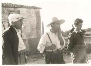 Dozón 1949, Paco Gómez, el veterinario de Lalín, Luis Santiso