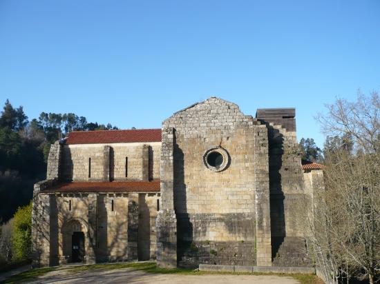 Monasterio de Carboeiro/AVN